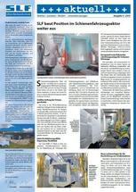 Werkszeitung 2014