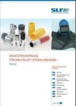 Ersatz- und Verschleißteilkatalog für Strahlanlagen