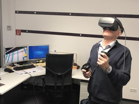 VR-Visualisierung