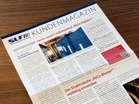 SLF Kundenmagazin 2020_Vorschau News neu