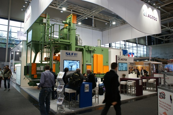 SLF Oberflächentechnik auf der EuroBLECH 2016