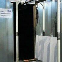 Pulvereinbrennofen mit DARC®-Technik