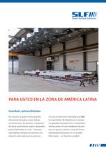 Folleto América del Sur