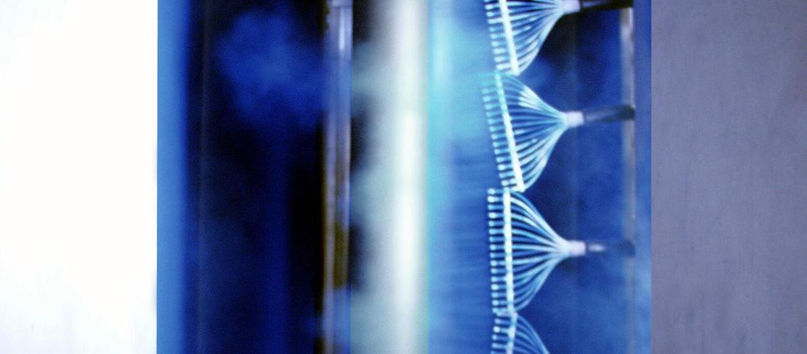 Automatische Pulverbeschichtungsanlagen