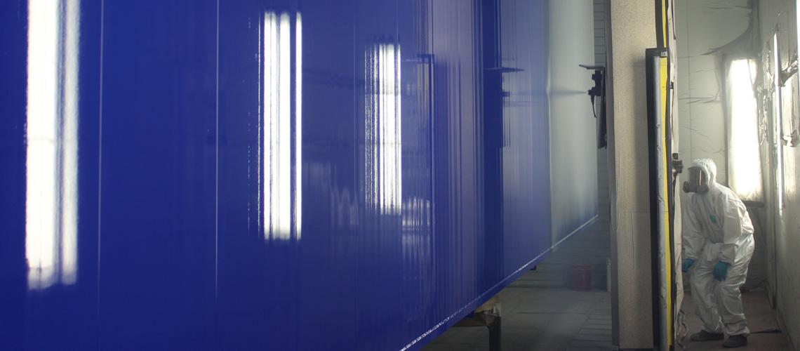 Portal de pintura ReCo-Painter