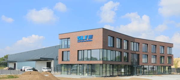 SLF zieht in den neuen Hauptsitz